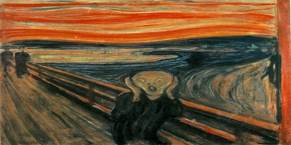 Tablo: Edvard Munch
