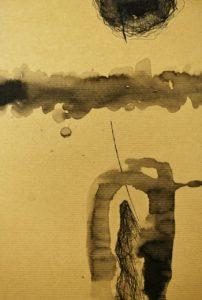 عمل للفنّان: علي مراد