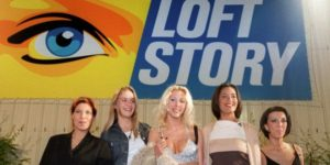 بطلات loft story