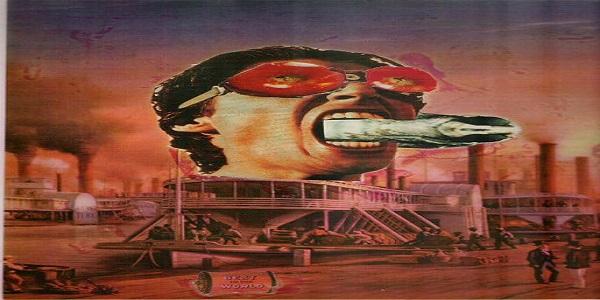 اللوحة للفنان الأمريكي: أدوين كوديل