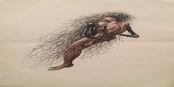 اللوحة لـ : أيريك دي نيمس