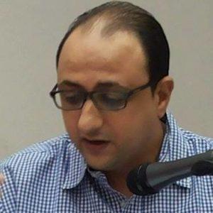 الشاعر المصري مؤمن سمير